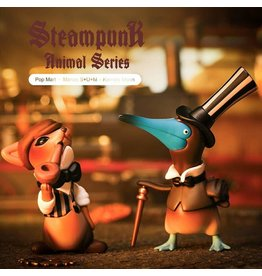 Pop Mart Steampunk - Animals