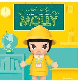 Pop Mart Molly - School Life - Blind Box