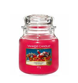 Yankee Candle Christmas Eve Medium Jar