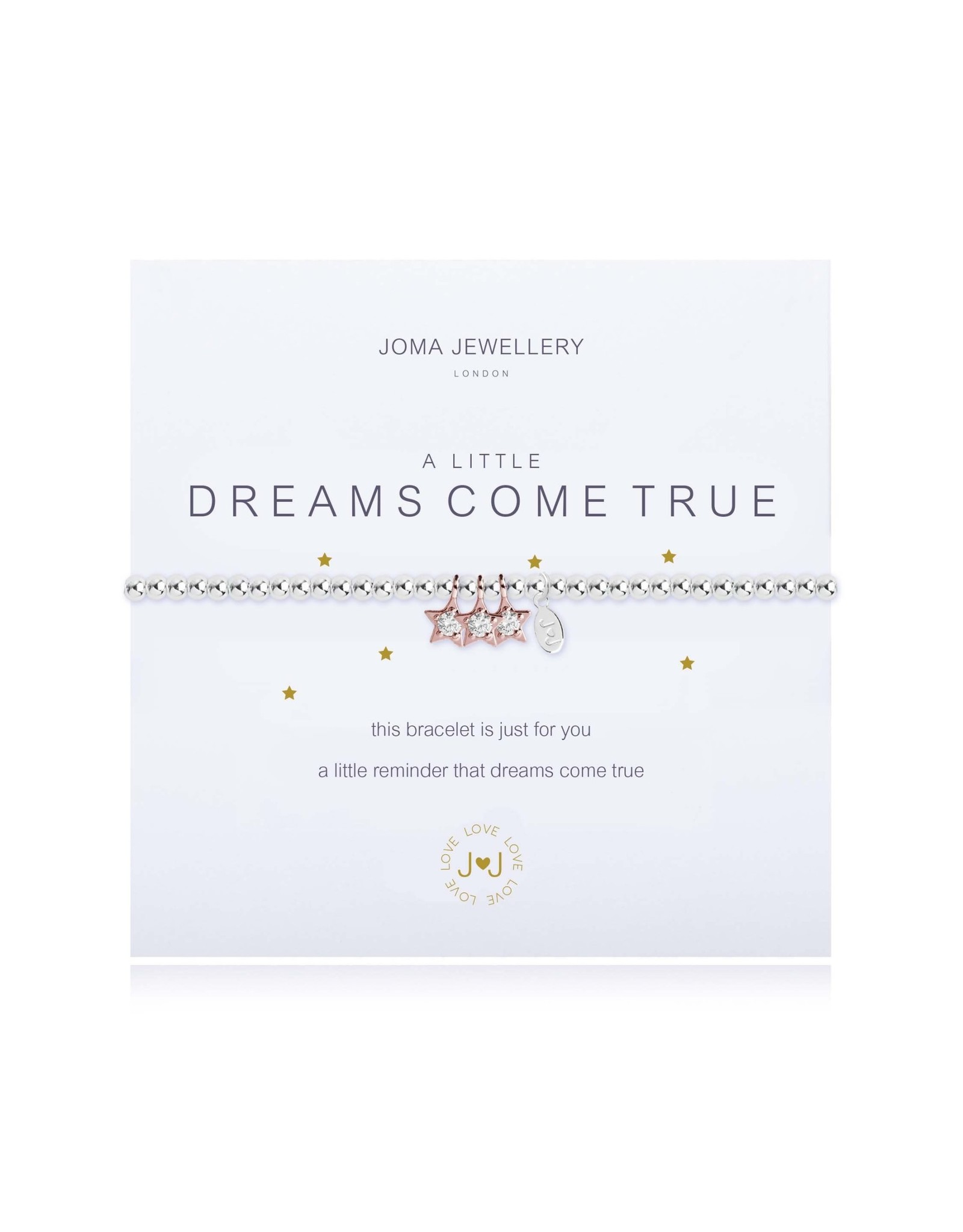 Joma Jewellery A Little - Dreams come True