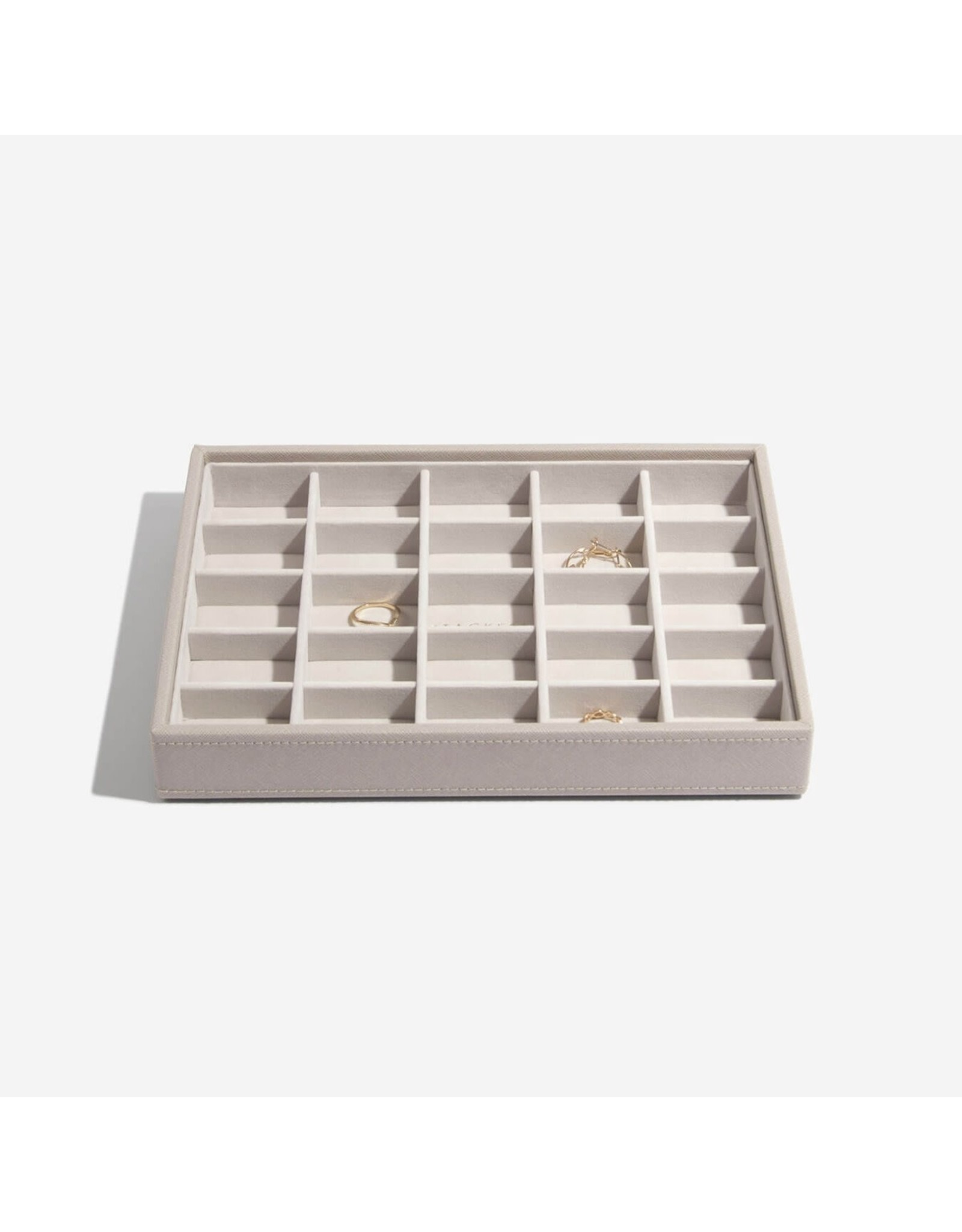 Stackers Taupe - Classic - 25 section