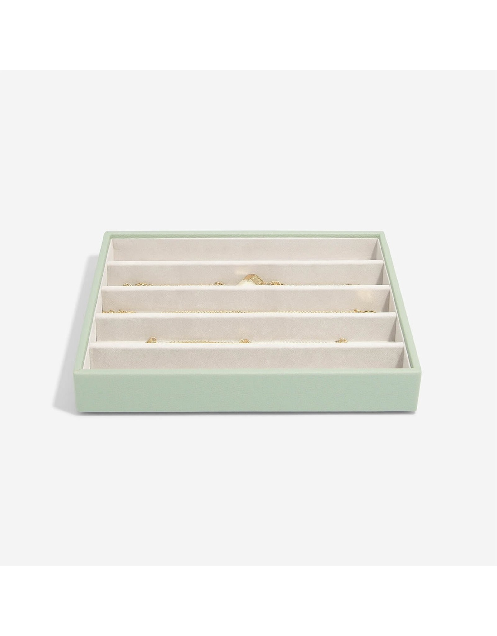 Stackers Sage Green - Classic - 5 Section