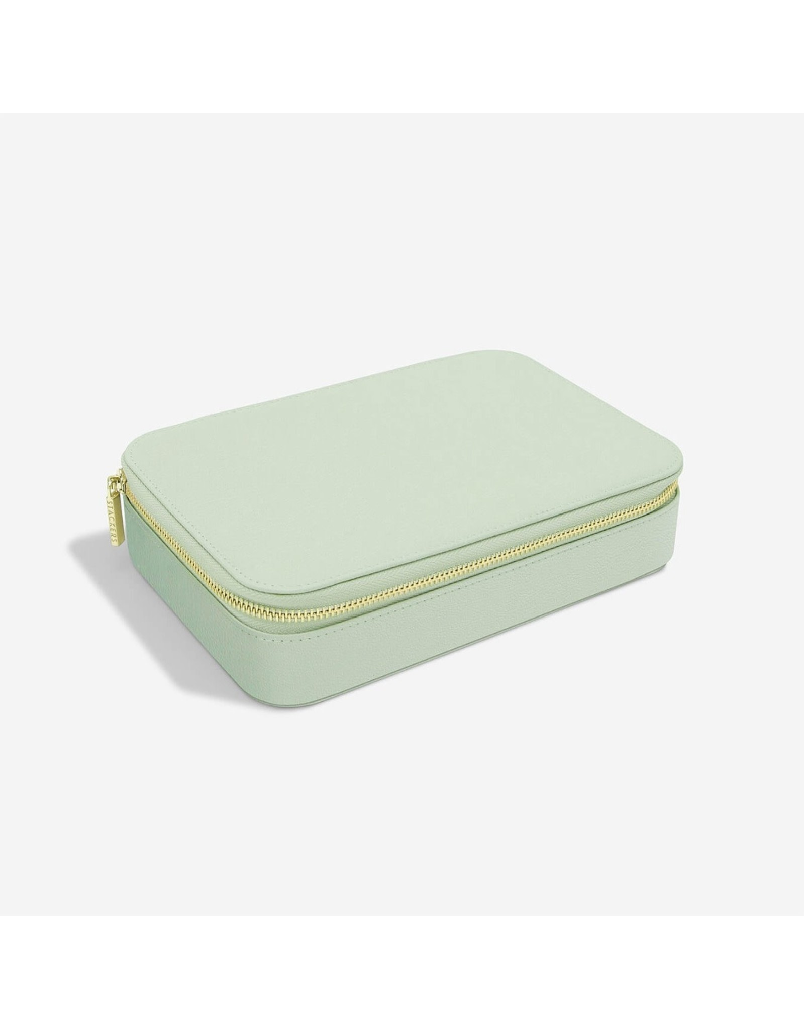 Stackers Sage Green - Travelbox - Square