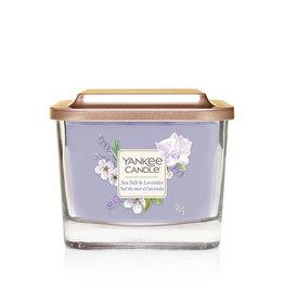 Yankee Candle Sea Salt & Lavender - Medium Vessel