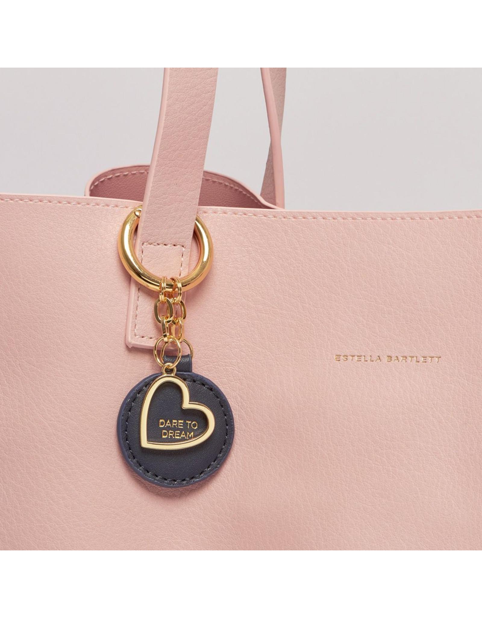 Estella Bartlett Handtas - Scoresby Heart Charm Blush