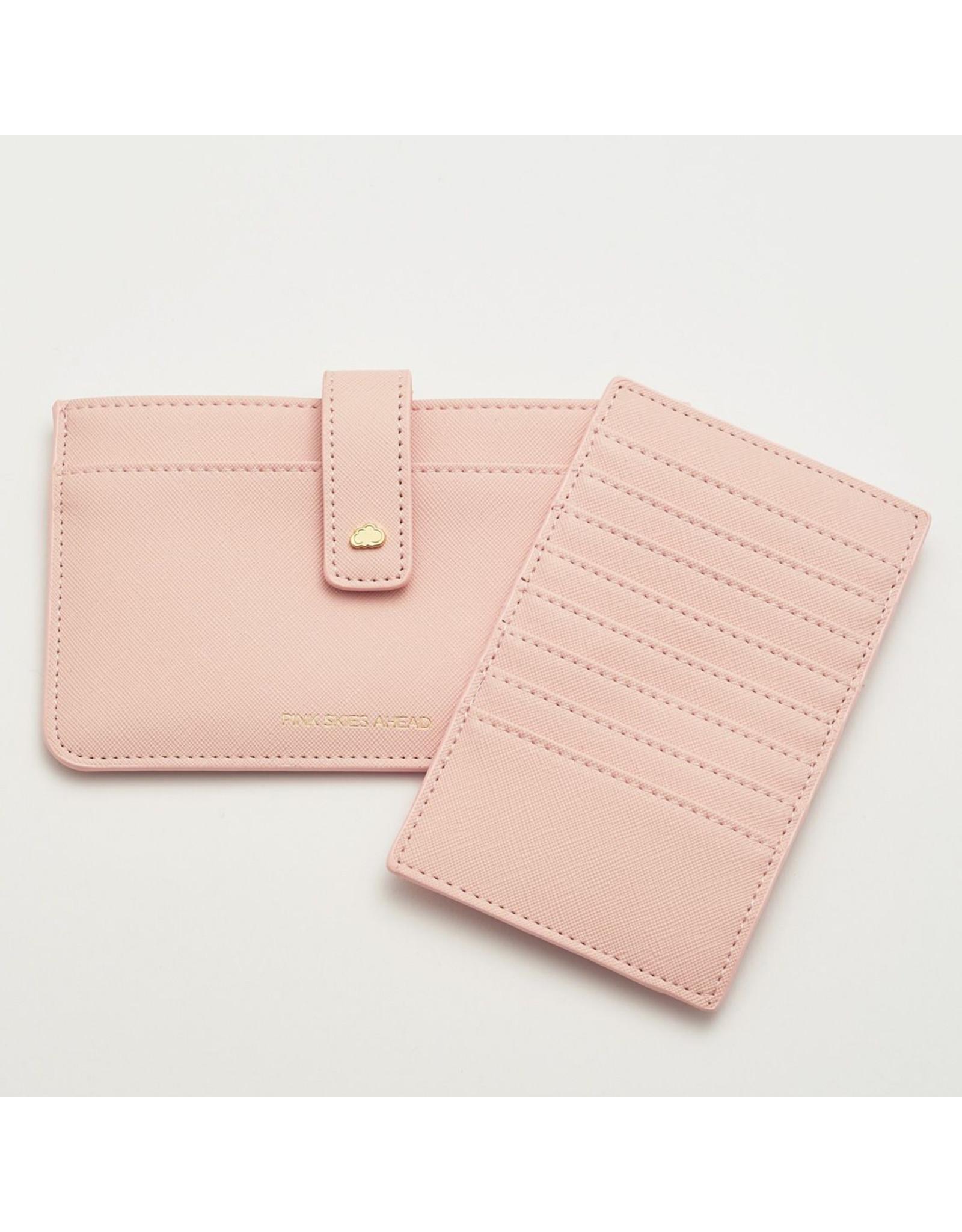 Estella Bartlett Kaarthouder Large - Pink skies Ahead - Blush