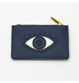Estella Bartlett Kaarthouder - Eye - Navy