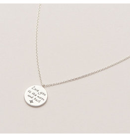Estella Bartlett Ketting - Love you to the Moon and Back