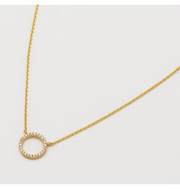 Estella Bartlett Ketting - Circle Gold