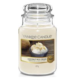 Yankee Candle Coconut Rice Cream - Large Jar