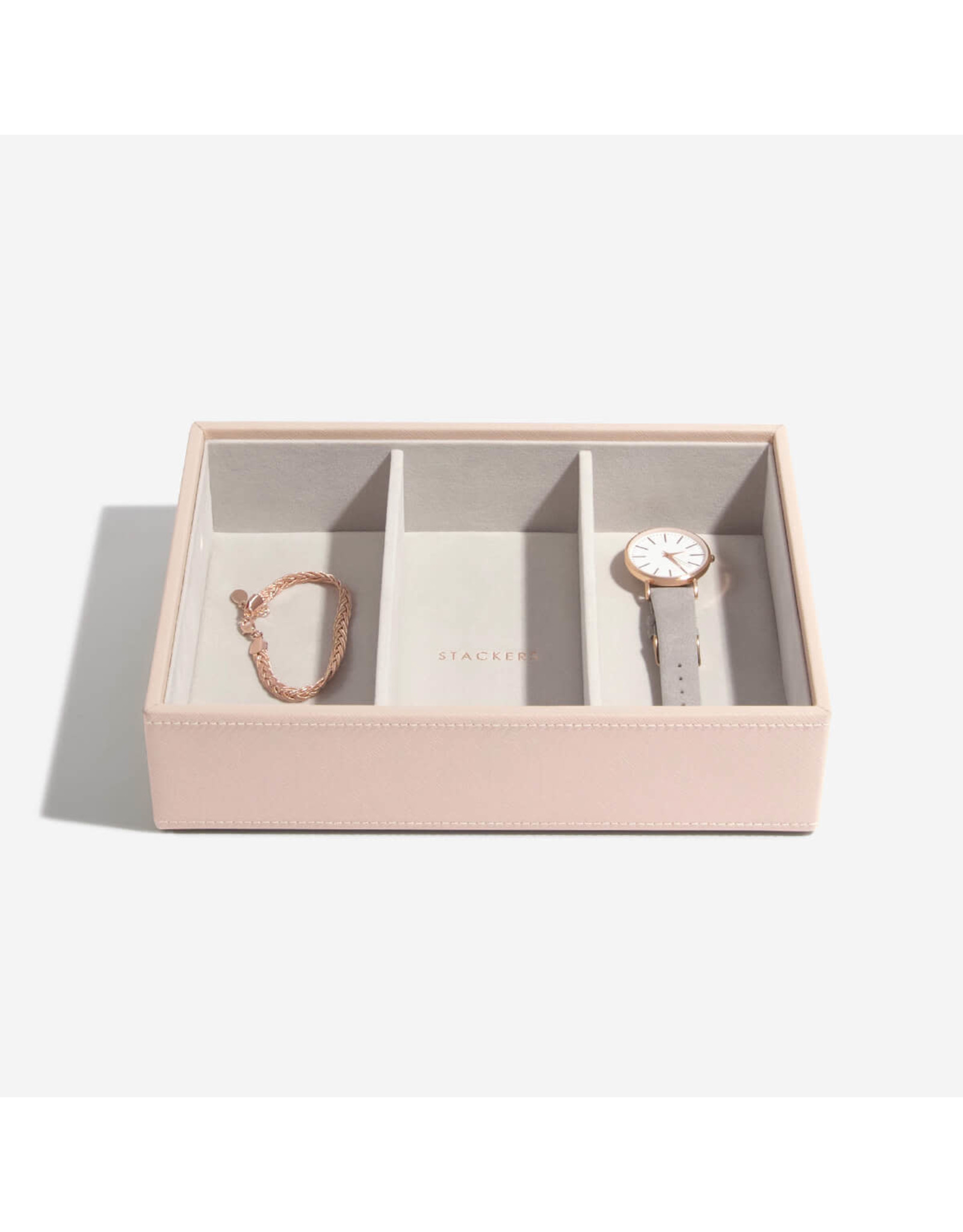 Stackers Blush - Classic - 3 Section Hoog