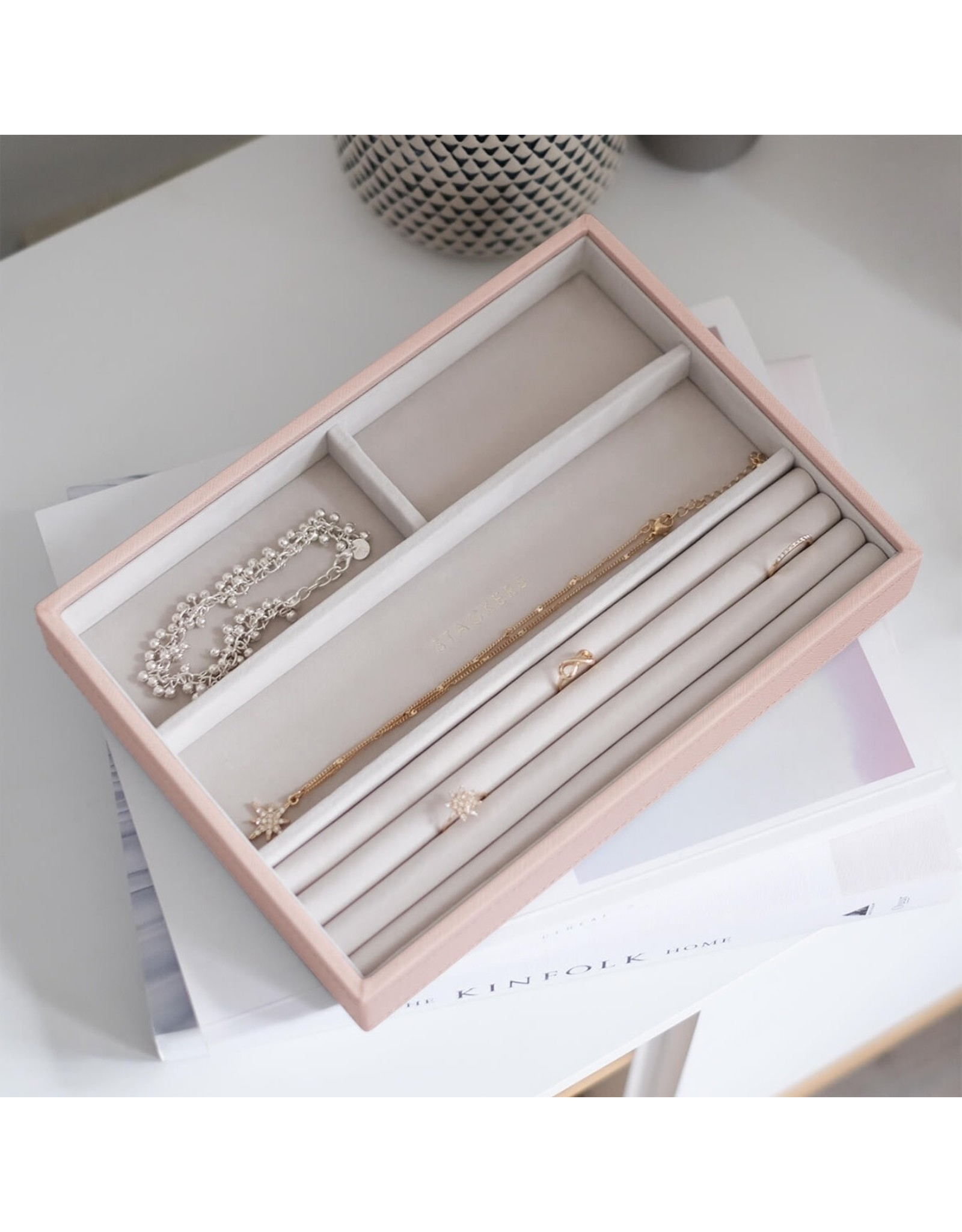Stackers Blush - Classic - 4 section