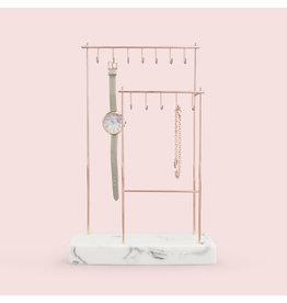 Stackers Juwelenhouder - Marble Rechthoek