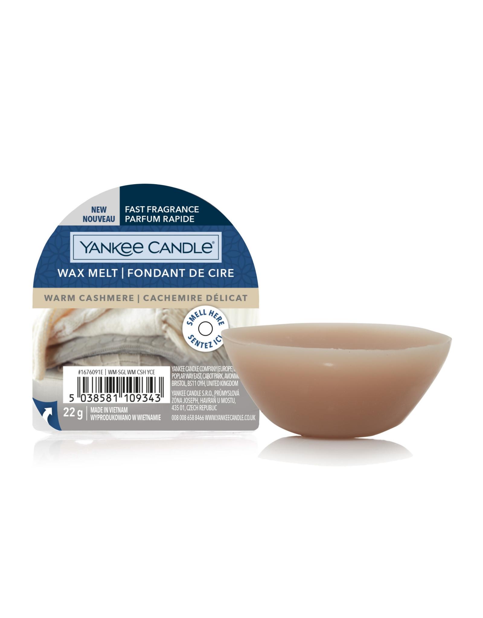 Yankee Candle Warm Cashmere - Wax Melt