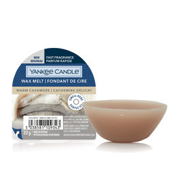 Yankee Candle Warm Cashmere - Wax Melt
