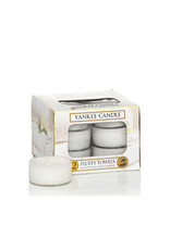 Yankee Candle Fluffy Towels - Tea Lights 12 st