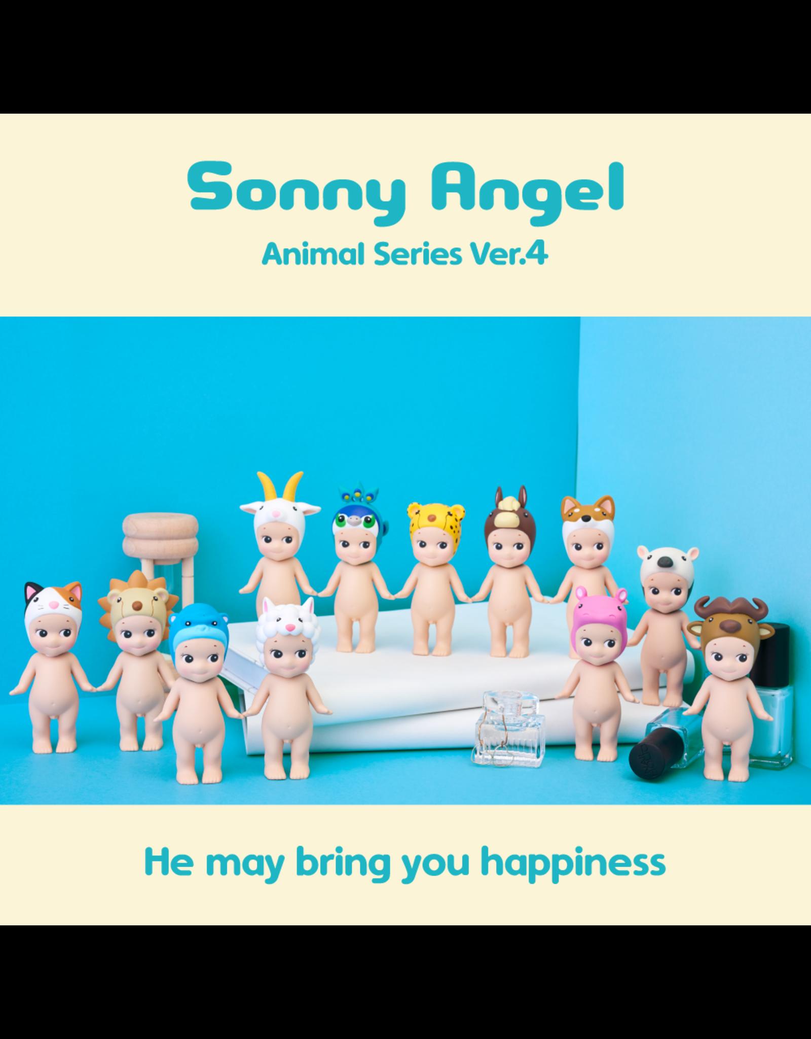 Sonny Angel Dieren Reeks 4 - Blind Box