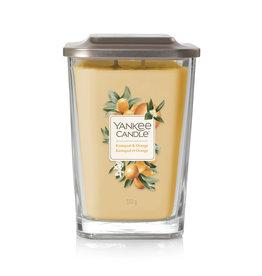 Yankee Candle Kumquat & Orange -  Large Vessel