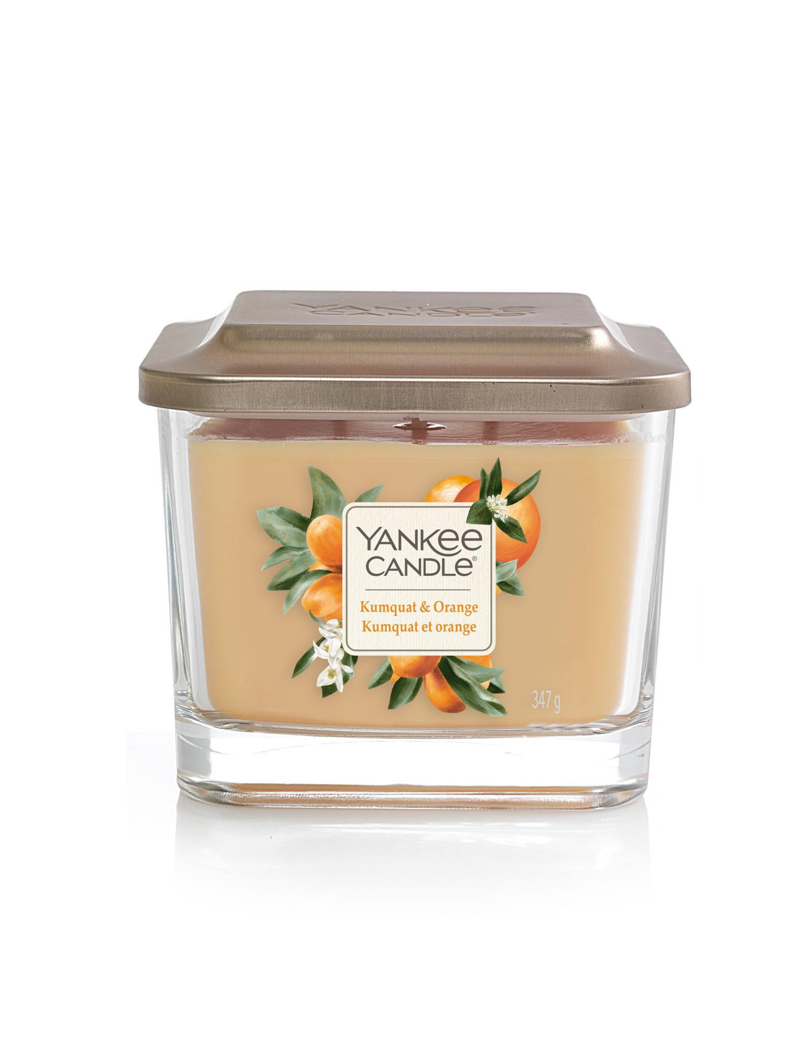 Yankee Candle Kumquat & Orange - Medium Vessel