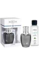 Lampe Berger Geurbrander - Giftbox - June Grijs