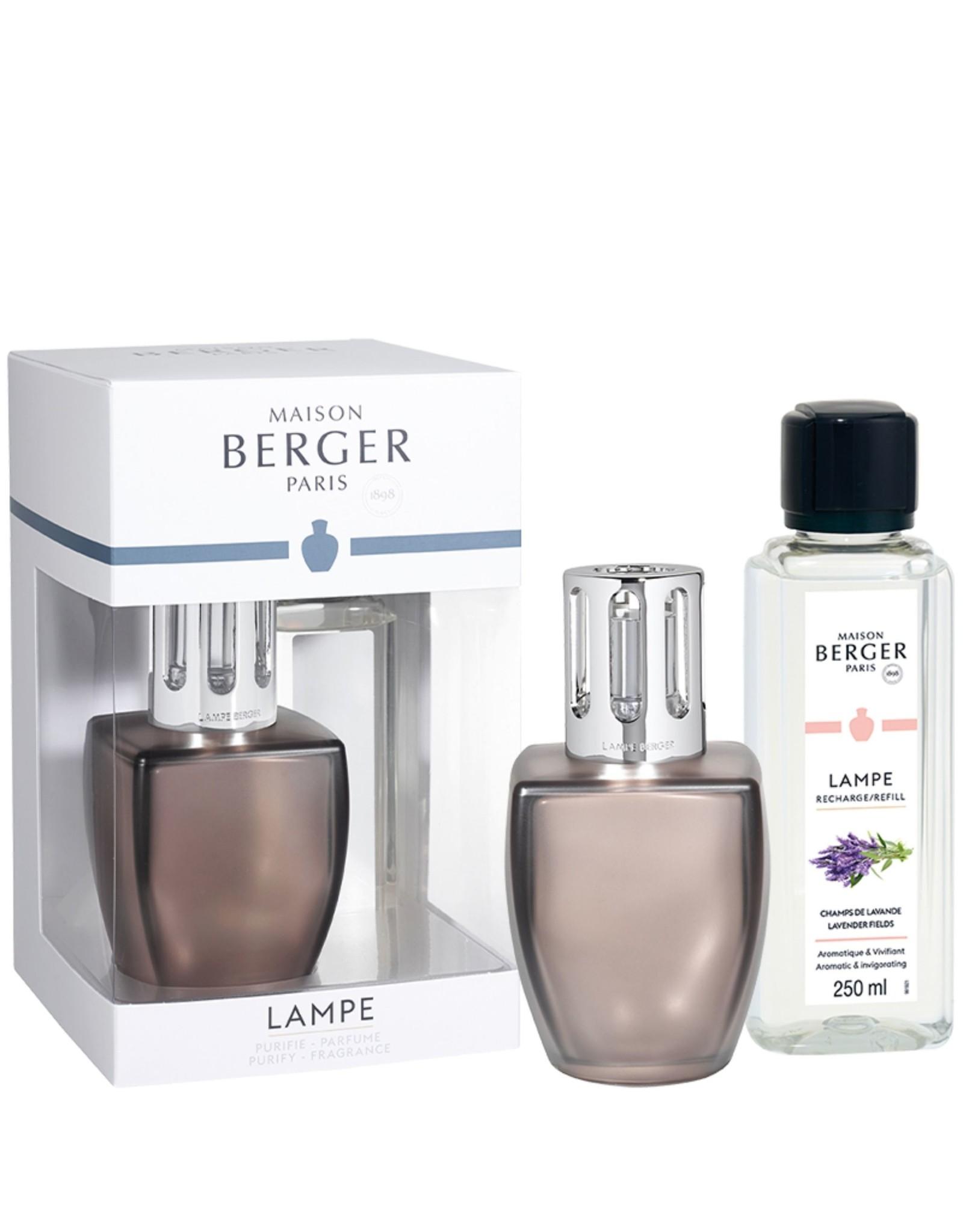 Lampe Berger Geurbrander - Giftbox - June Bois de Rose