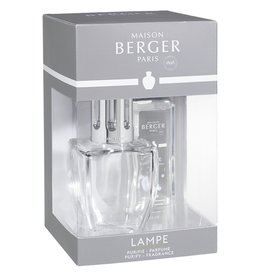 Lampe Berger Geurbrander - Giftbox - June Transparant