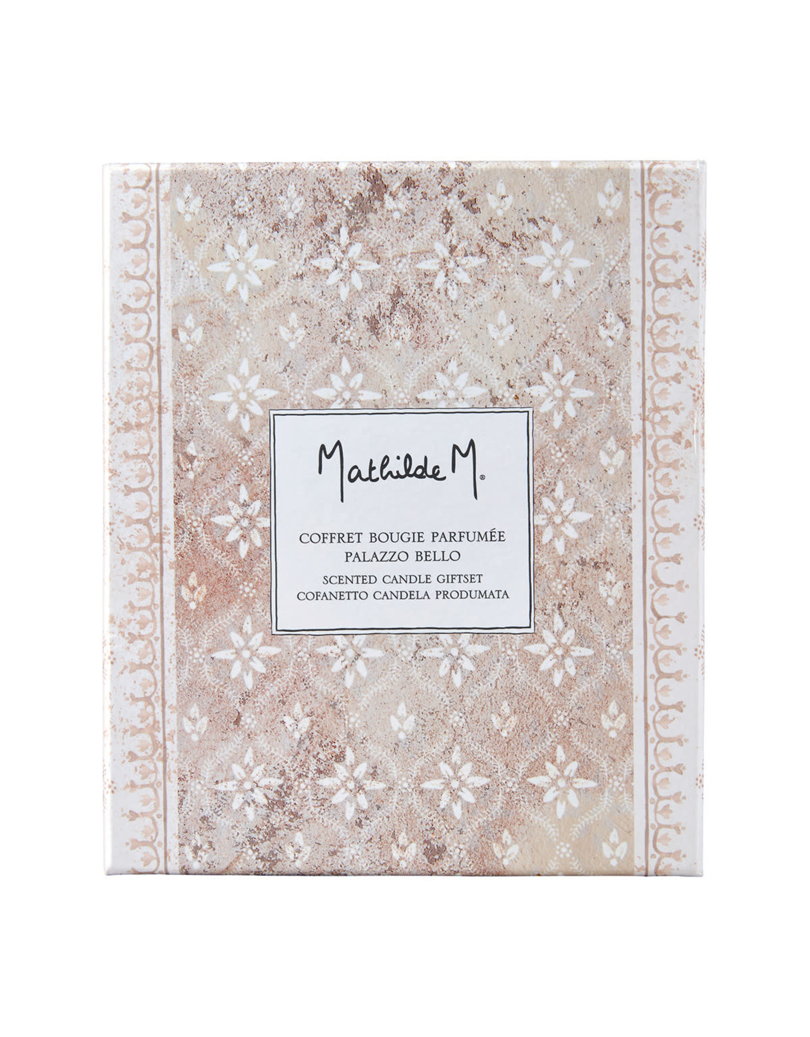 Mathilde M Figuier Dolce - Giftset Palazzo Bello