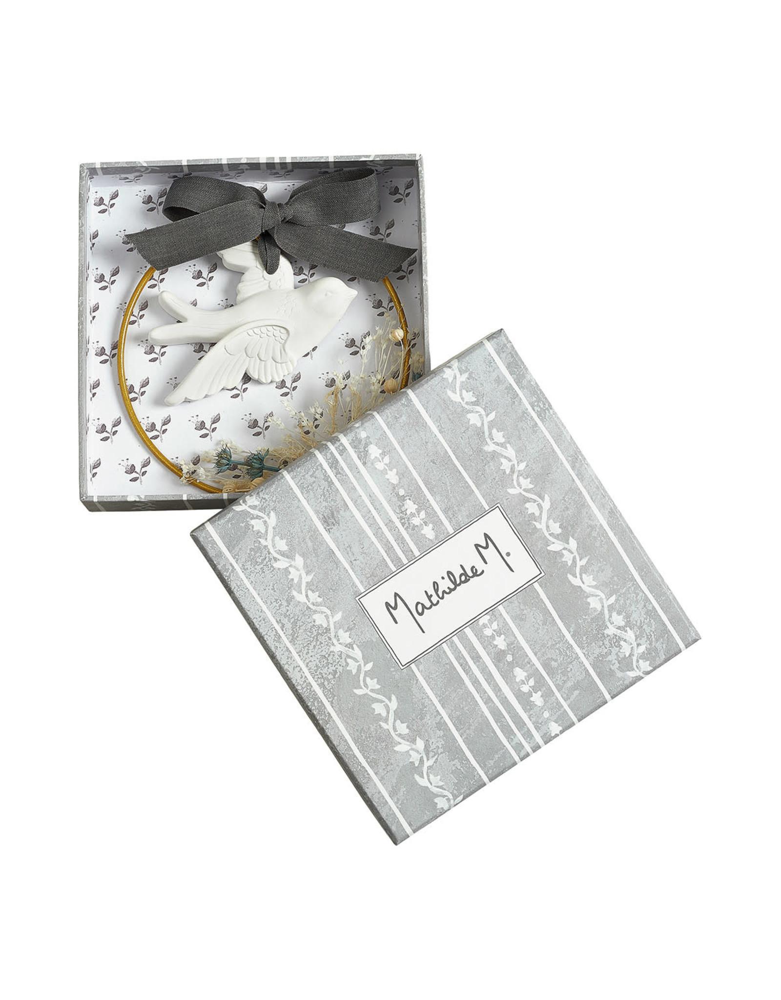 Mathilde M Fleur de Coton - Geurdecoratie Droogbloemen