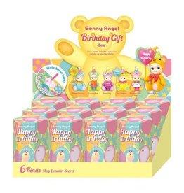 Sonny Angel Happy Birthday - Gift Bears - Box van 12