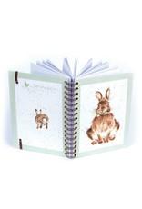 Wrendale Notitieboek - Daisy Rabbit A5