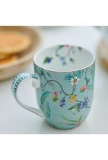 Pip Studio Jolie - Set 2 tassen Flowers - Small 145ml