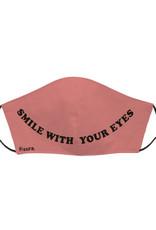 Fisura Mondmasker - Smile with your Eyes - Pink