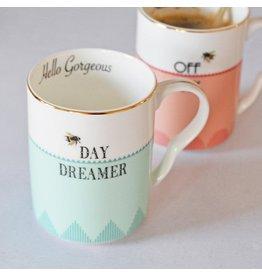 Yvonne Ellen British - Set/2 Mokken - Off Duty & Day dreamer