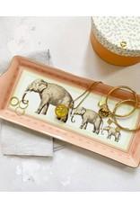 Yvonne Ellen Animals - Elephant Serveerschotel