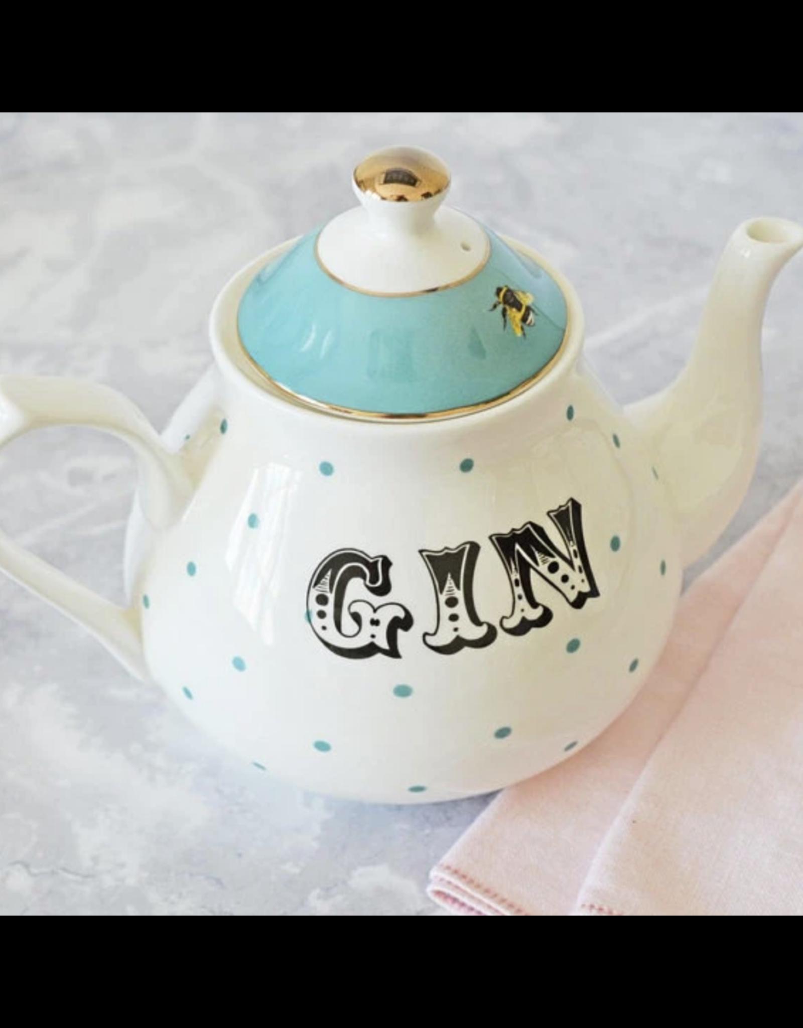 Yvonne Ellen British - Theepot Gin