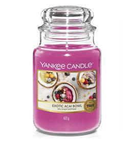 Yankee Candle Exotic Acai Bowl - Large Jar