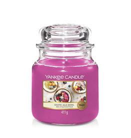 Yankee Candle Exotic Acai Bowl - Medium Jar
