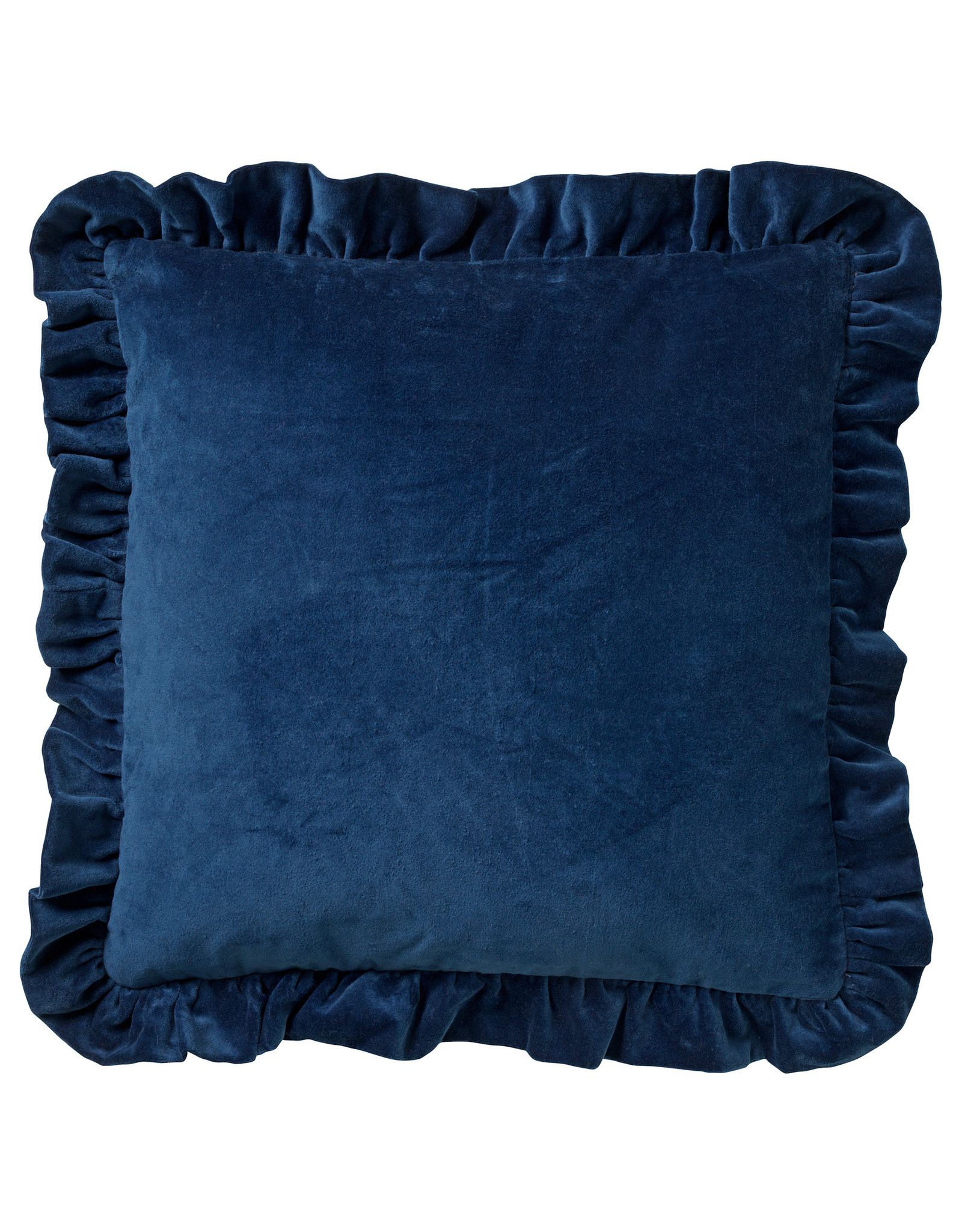 Dutch Decor Kussen - Yara Insignia Blue