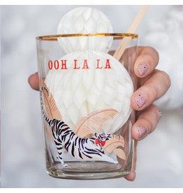 Yvonne Ellen Animals - Cocktail Glas - Tiger