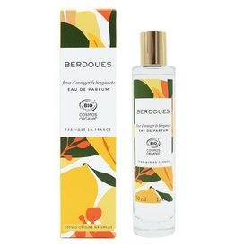 Berdoues Eau de Parfum - Fleur d'Oranger & Bergamote