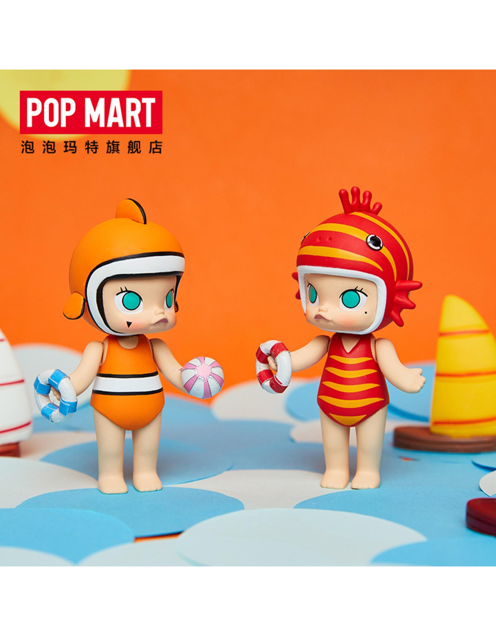 Pop Mart Molly - Ocean - Box van 12