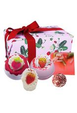 Bomb Cosmetics Giftbox - Strawberry Feels