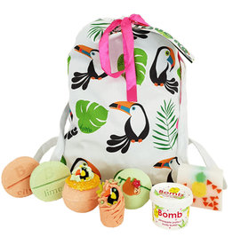 Bomb Cosmetics Giftset - Toucan Play that Game