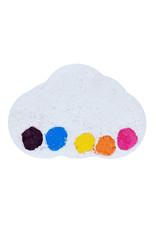 Bomb Cosmetics Bruisexplosie - Raining Rainbows