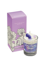 Bomb Cosmetics Geurkaars - Shiny Happy Purple