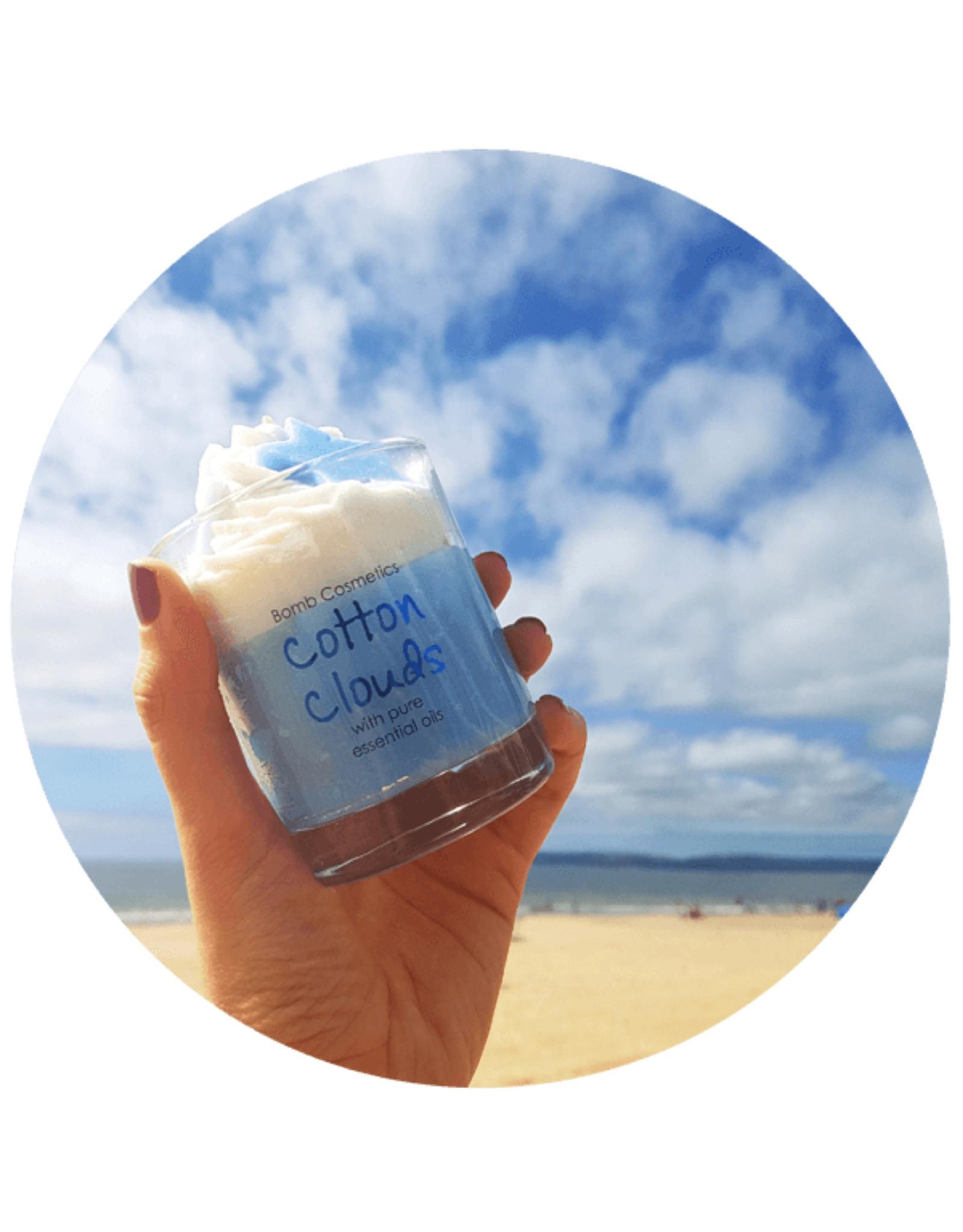 Bomb Cosmetics Geurkaars - Cotton Clouds