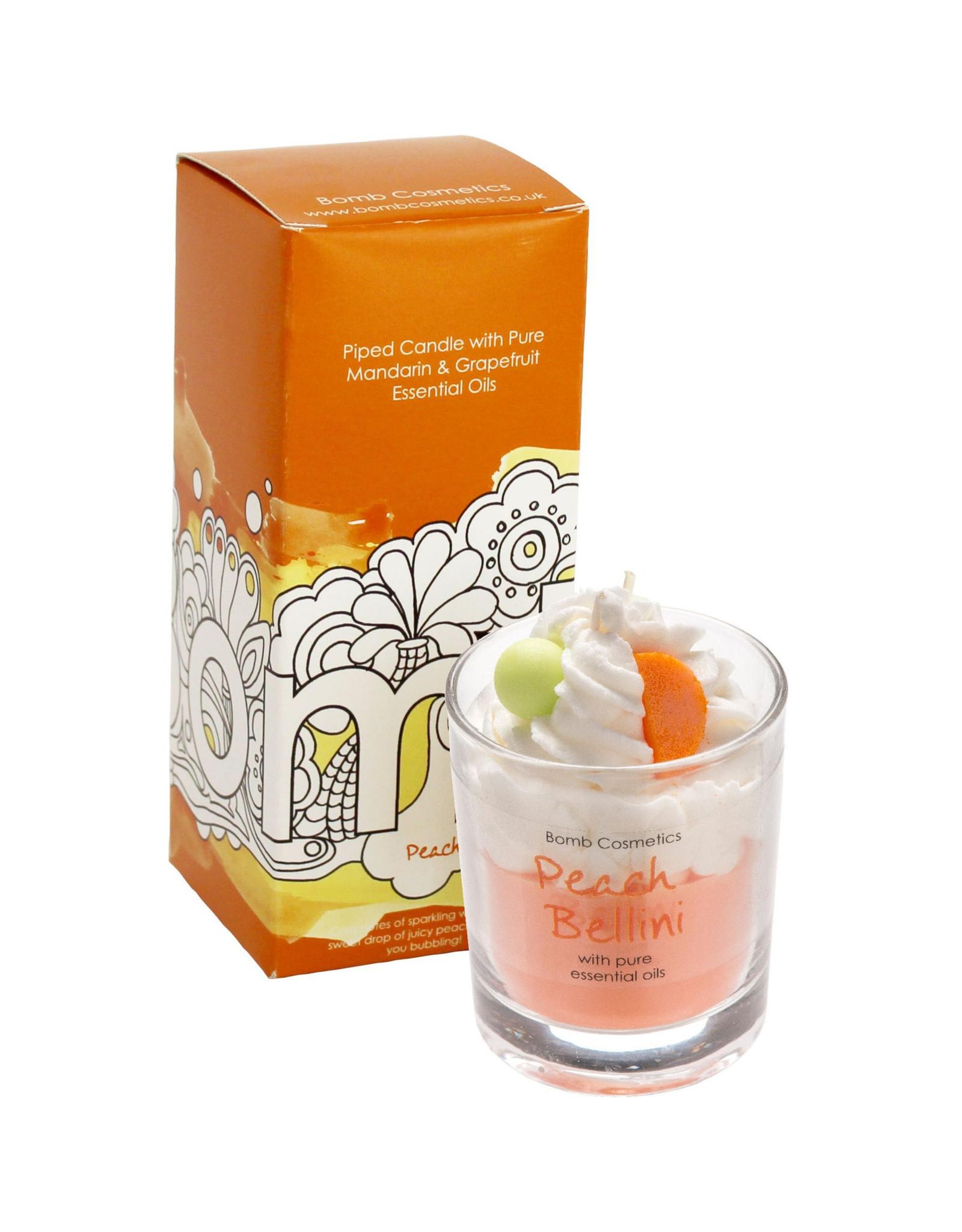 Bomb Cosmetics Geurkaars - Peach Bellini