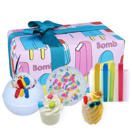 Bomb Cosmetics Giftbox - Anything is Popsickle