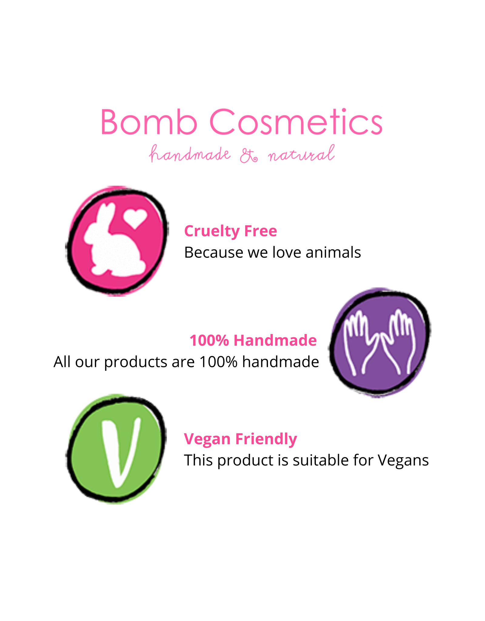 Bomb Cosmetics Geurkaars - Baby Powder
