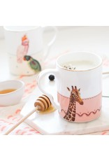 Yvonne Ellen Animals - Mok Giraffe